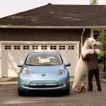 "Nissan Leaf, ""You're Welcome Earth"" – The New Polar Bear Commercial"