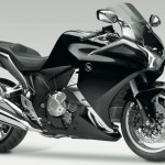 2011 Honda VFR1200F Gets a New Colour!