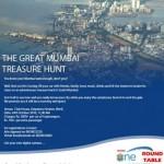 Treasure Hunt in South Mumbai! Rush in your entries