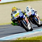 2010 MotoGP Round 14, Motegi: terrific Rossi-Lorenzo Dogfight, with video
