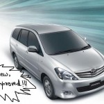 New Toyota Innova coming by 2012