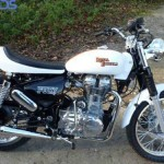 Royal Enfield Fury : A new RE for UK