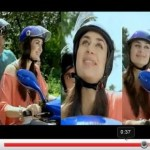 Mahindra Rodeo new TV commercial / ad starring Kareena Kapoor
