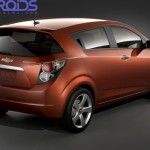 Breaking: 2012 Chevrolet Aveo rebranded as the Sonic