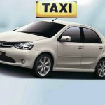 Will the Etios turn into a taxi car?