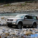 Motoroids' mad roadtrip to Jim Corbett National Park in a Ford Endeavour 3.0 AT