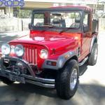 Mahindra Thar Adventure: The fully customized Thar