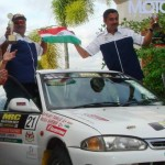 India's Sanjay Takale finishes 2nd overall in Malaysian Rally Championship