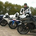 Video: S1000RR v RSV4 v Hayabusa v ZZ-R1400 speed test