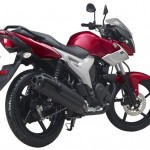 Yamaha launches SZ-R, a sportier version of the SZ-X