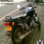Spy images and details: 2011 Bajaj Boxer