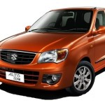 Maruti Alto is the world's largest selling small car for 2010