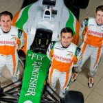 Force India F1 team announces its driver lineup