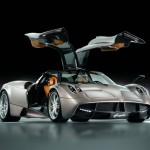 Pagani unveils its Huayra supercar
