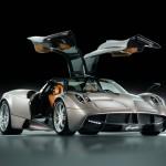 Pagani unveils its Huayra supercar