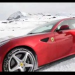 Clearest footage yet of the new Ferrari FF