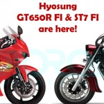 Hyosung Re-enters Indian bike scene: Official.