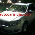 New VW Passat spied in Pune, to be launched on 29 March