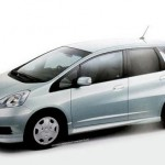 Honda previews the Jazz / Fit Shuttle