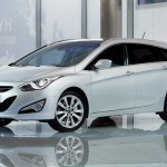 Hyundai i40 showcased at Geneva Auto Show 2011