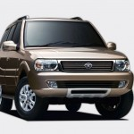 Tata Motors introduce a bullet proof version of the Safari