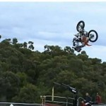 Video: Mark Monea pulls off world's first 360 degree front bike flip