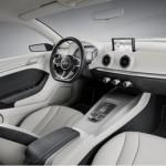 Audi A3 Concept At Geneva