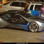 Mission Impossible 4 shooting in Mumbai, BMW VED spotted