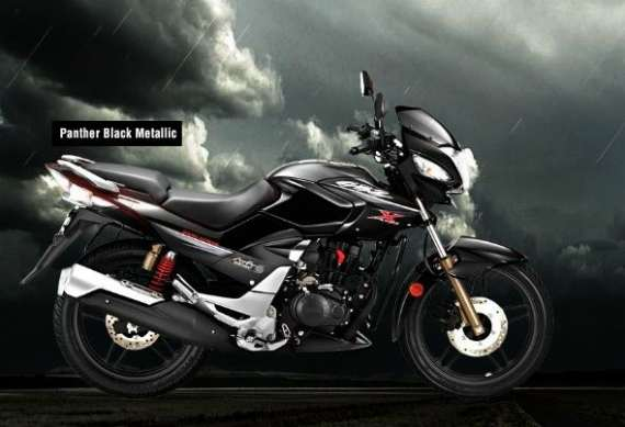 CBZ Xtreme Panther Black Metallic