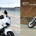 Official: Hyosung GT650R and ST7 to be launched on 20Th April 2011