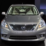 First Look At the Nissan Sunny or the American Versa