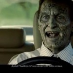 2012 Civic sedan Zombie ad