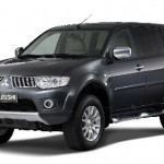 Pajero Sport to debut in India at Auto Expo 2012
