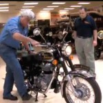 Royal Enfield Classic gets featured on Jay Leno's show