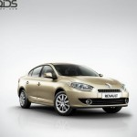 Renault Fluence launch on 23rd May: official images and details