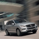Mercedes Benz ML Class Official Pictures And Videos