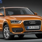 Official: Audi to bring the Q3 here in 2012