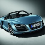 Audi Introduces the R8 GT Spyder