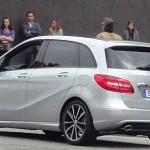 Spy Images : Mercedes Benz B-Class