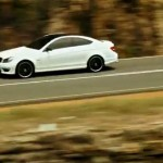 New Mercedes C63AMG ad: Would you be so thrilled?
