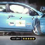 Nissan Leaf gets a 5 star Euro NCAP rating