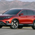 Breaking: Official 2012 Honda CR-V picture and details