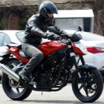 2012 Hyosung GT250 (Comet) caught testing