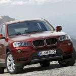 BMW to launch the new X3 on 25th August