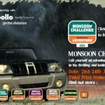 Mahindra Monsoon Challenge 2011 Kicks off!