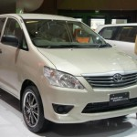 Toyota officially introduces the new Innova: pics and details