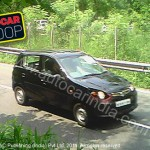 Maruti Suzuki working on the 800 replacement: Spy picture