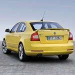 Skoda Laura facelift around the corner, may get the R S badge