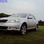 Skoda Laura 2.0 TDI DSG drive review