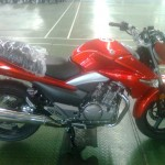 Suzuki GW250 production begins in China, India launch at 2012 Expo?